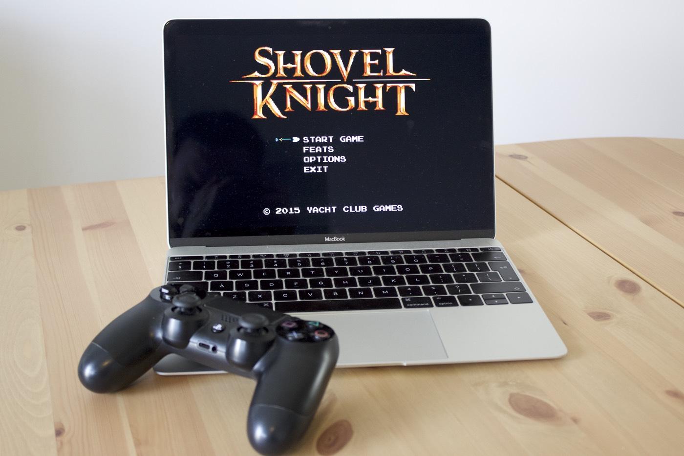 Shovel Knight na OS X