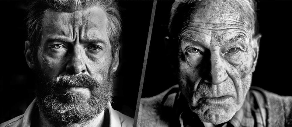 Hugh Jackman i Patrick Stewart