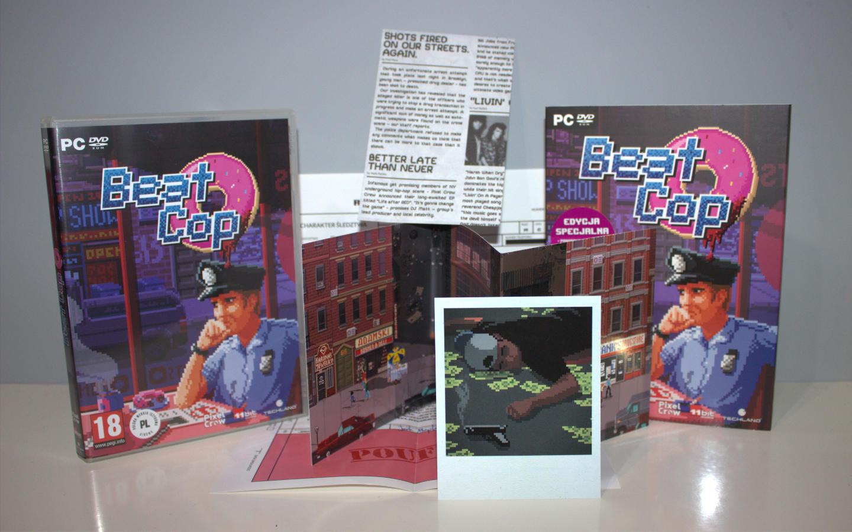 Beat Cop Edycja Specjalna