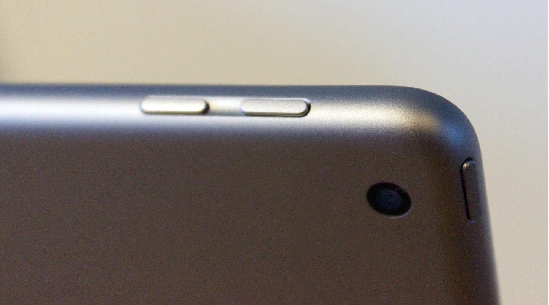 iPad 2017 Nowy przycisk głośności