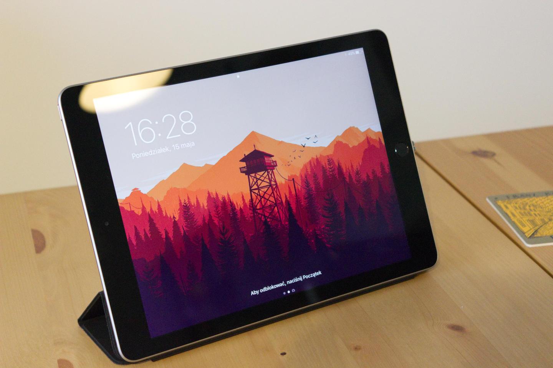 Nowy iPad 2017 – czy warto kupić? Quasi Recenzja po ponad miesiącu użytkowania