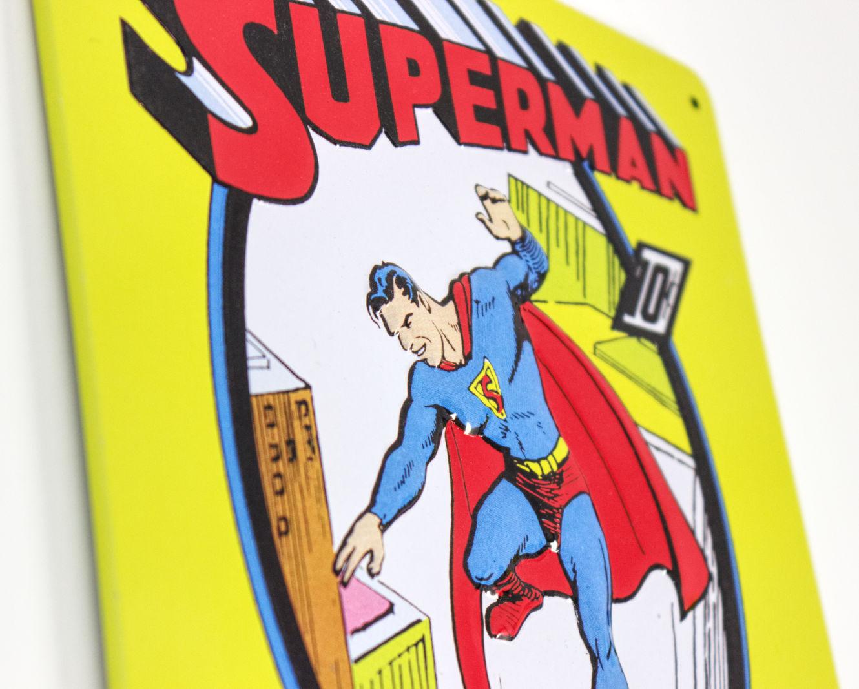 WKKDC plakietka Superman