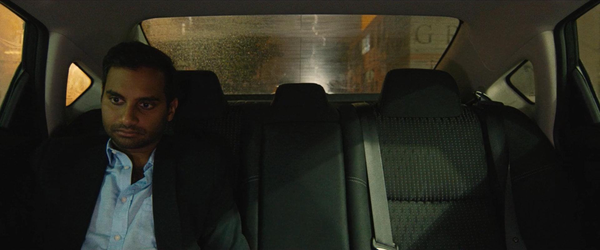 Master of None - scena w Taxi